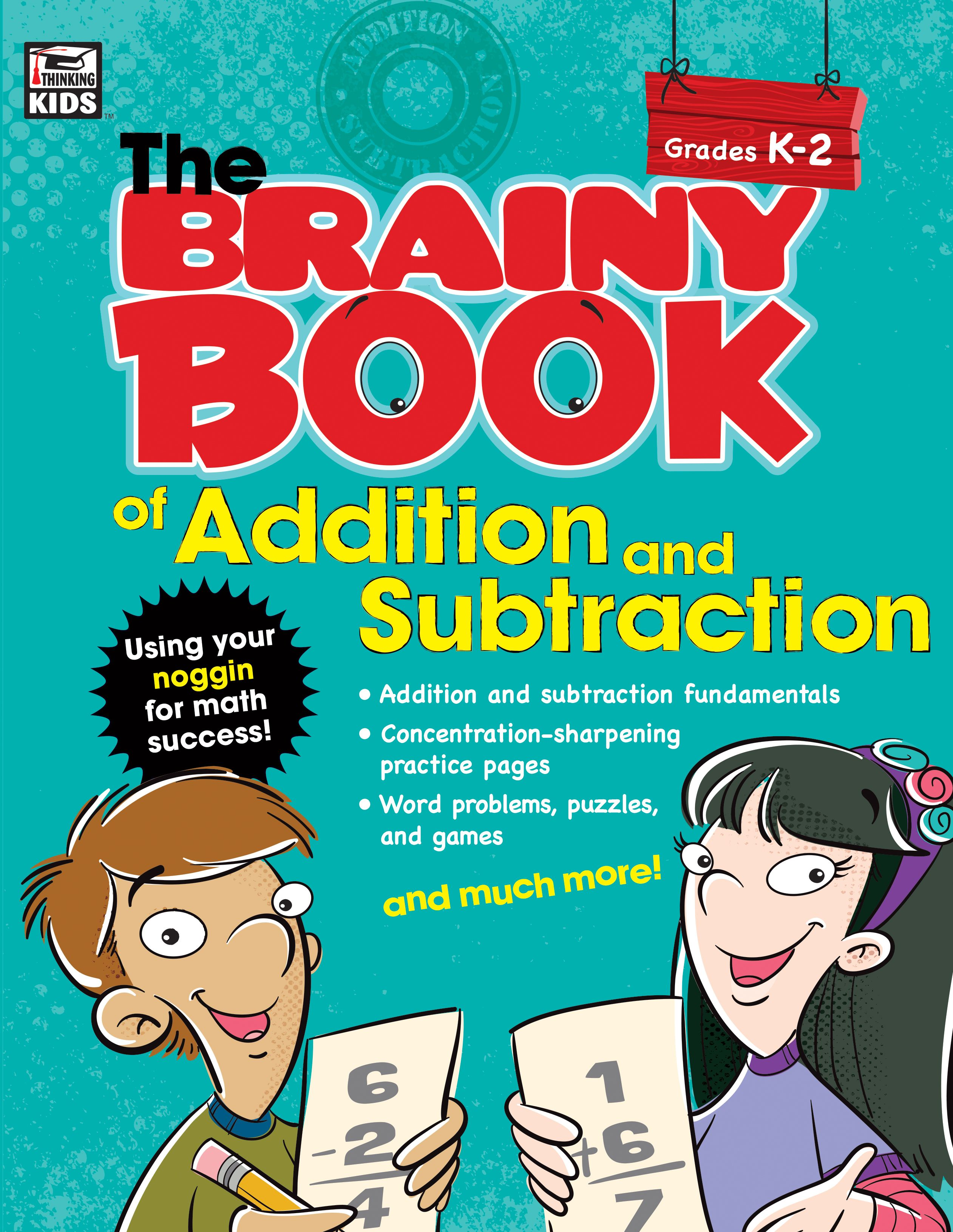 Brainy Book of Addition and Subtraction - Walmart.com