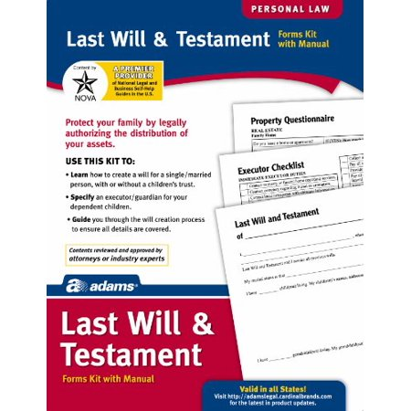 Socrates Last Will   Testament Kit   Legal Reference   1   Pc  Intel Based Mac  K307