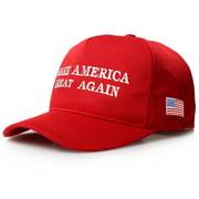 Make America Great Again Hat Donald Trump Republican Adjustable Cap Unisex