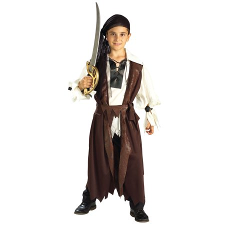 Caribbean Pirate Of The Seven Seas Swashbuckler Costume](Swashbuckler Costume)