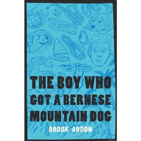 The Boy Who Got A Bernese Mountain Dog - eBook