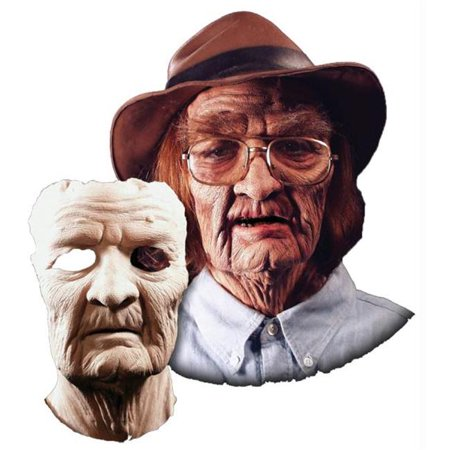 Prosthetic Old Age Mask - Old Age Prosthetics