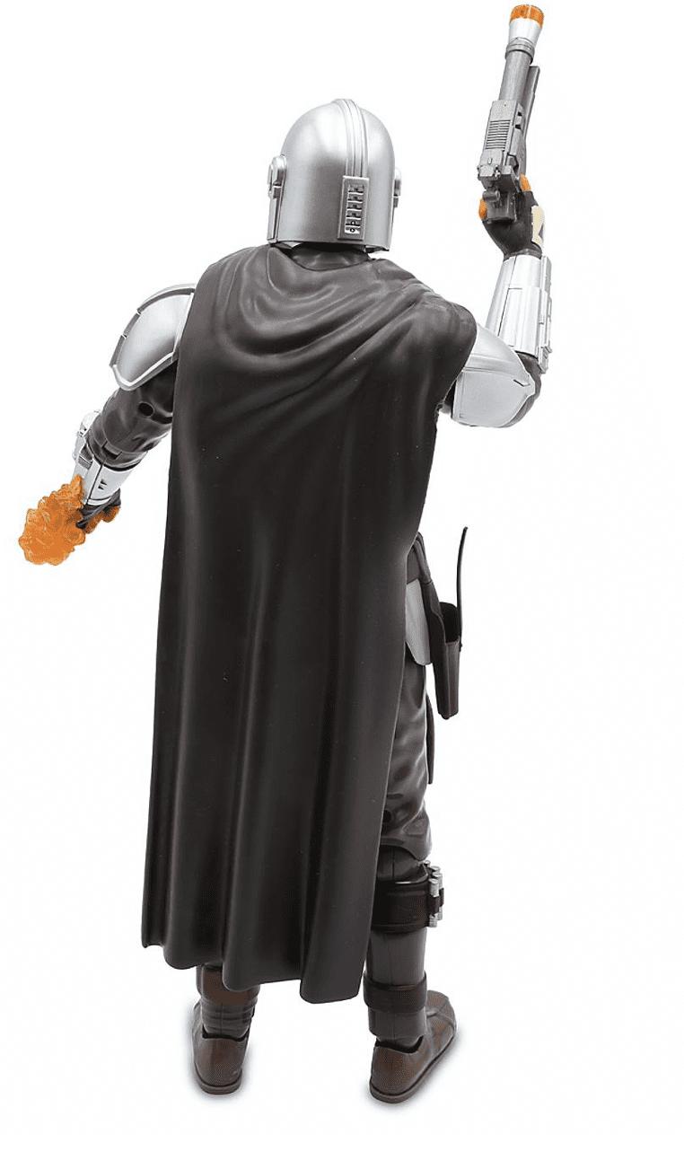 Star Wars Figure d'action parlante Disney The Mandalorian