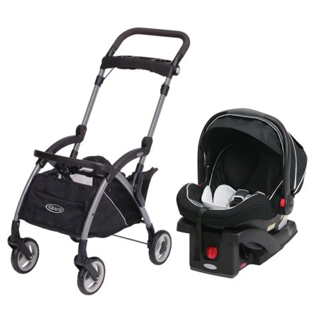 graco snugride click connect 35 lx car seat with car seat carrier. Black Bedroom Furniture Sets. Home Design Ideas