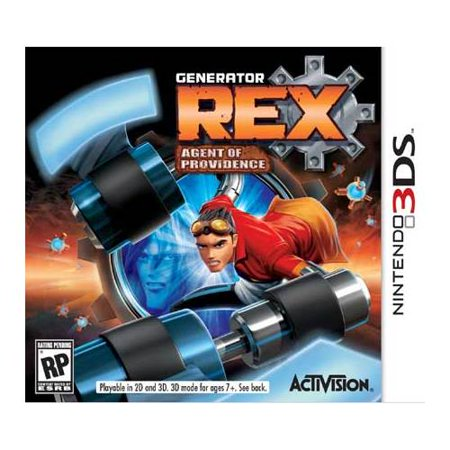 Generator Rex: Agent of Providence (Nintendo 3DS)