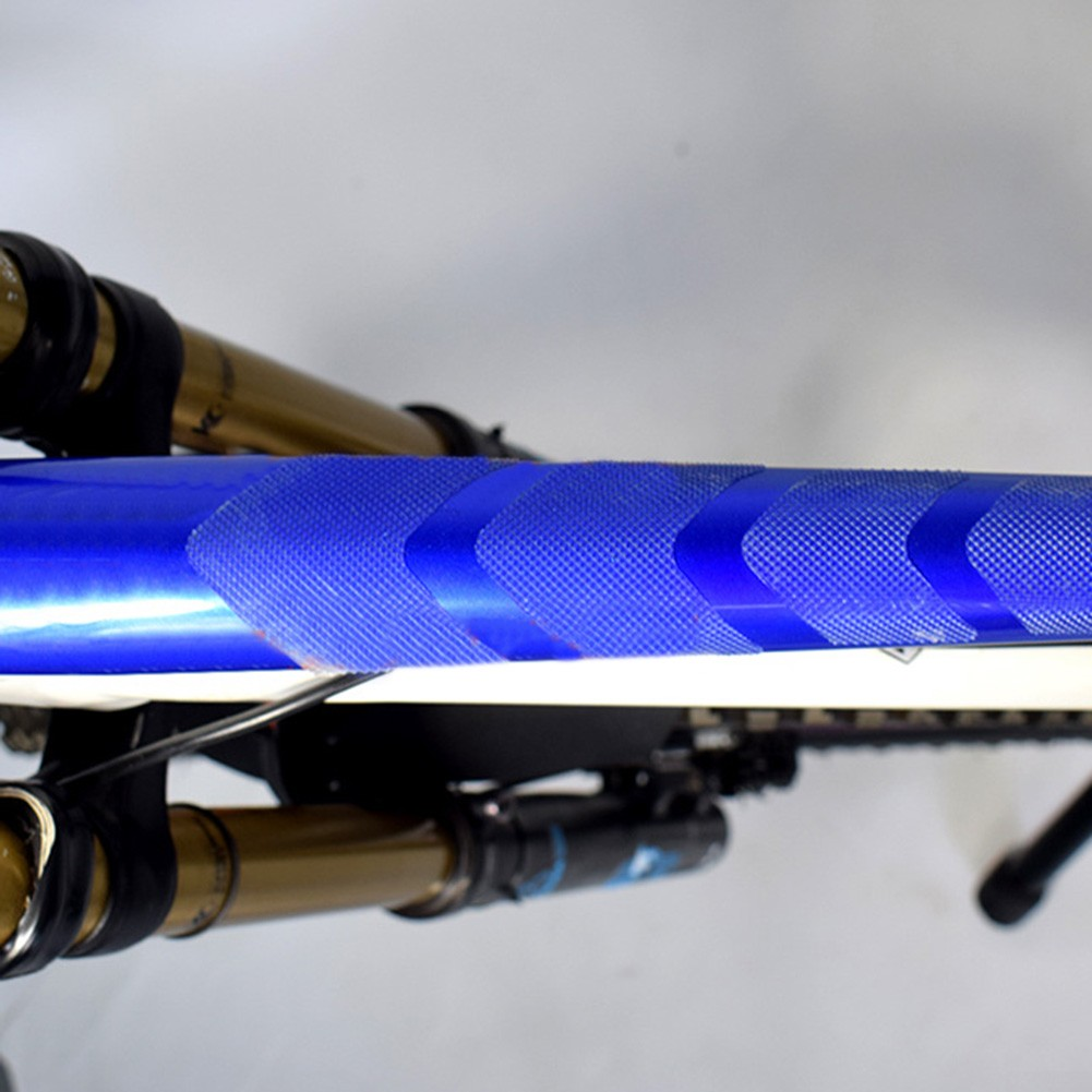 3pcs MTB Mountain Bike Frame Sticker Bicycle Paint Transparent Protection Film