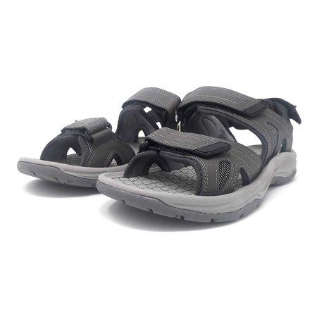 845bcbd025a North Walk Ltd - Eddie Bauer Mens Size 10 Hank Genuine Leather Sandals