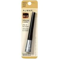 Almay Intense I-Color Liquid Eye Liner, 023 Black Pearl, 0.08 Fl Oz