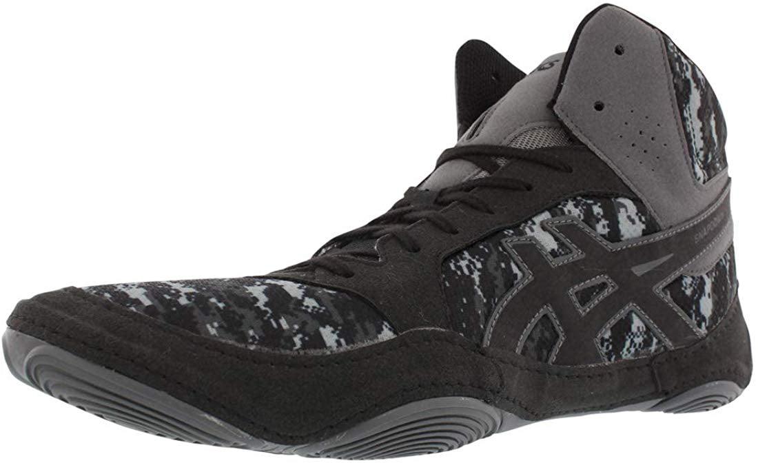 asics wrestling shoes size