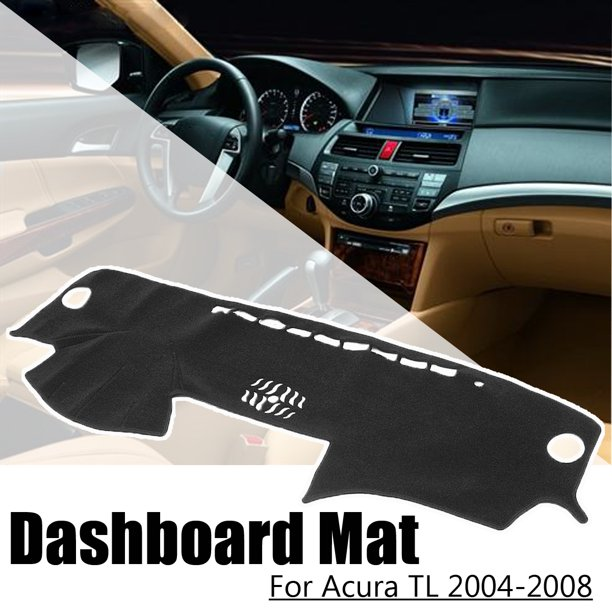 Dashboard Dash Mat Non-Slip DashMat Anti-Sun Cover Pad For