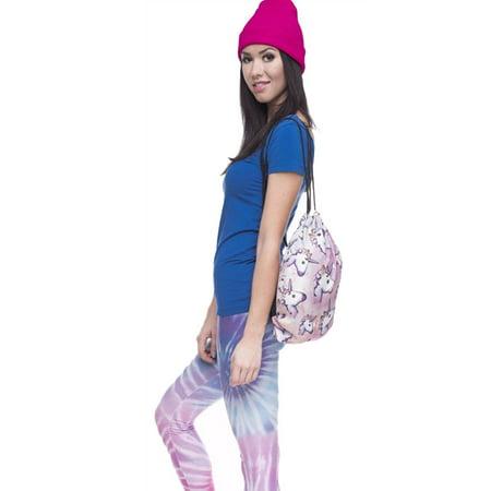 Drawstring Hobo Bag - 3D Digital Printing Drawstring Backpack Rucksack Oxford Cloth Shoulder Bag Fashion Students School Bag Shopping Storage Bag