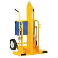 Foam Filled Welding Torch Cart, 500 lbs