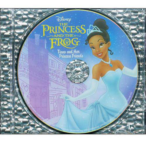 The Princess & The Frog: Tiana And Her Princess Friends
