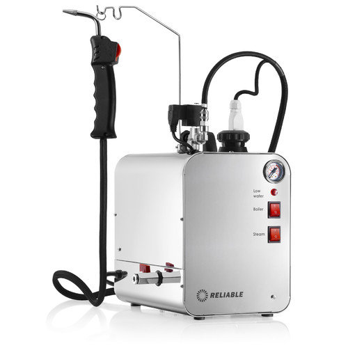 Reliable Corporation Stainless Steel 1.25-Gallon Dental Steam Cleaner