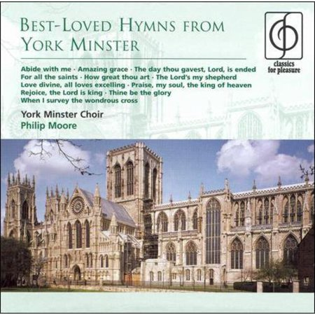 BEST LOVED HYMNS FROM YORK MINSTER Best Loved Hymns Import