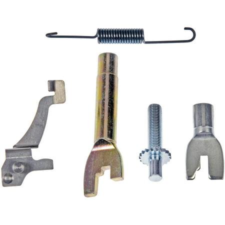 Drum Brake Lines (New Drum Brake Self Adjuster Repair Kit - Dorman# HW2822)