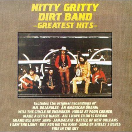 Nitty Gritty Dirt Band - Greatest Hits (CD)