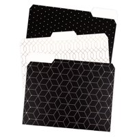 Ubrands Fashion File Folders