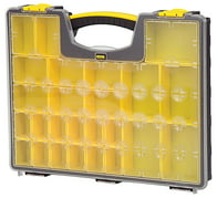 Stanley Shallow Organizer Professional, 25 Compartments, 014725R