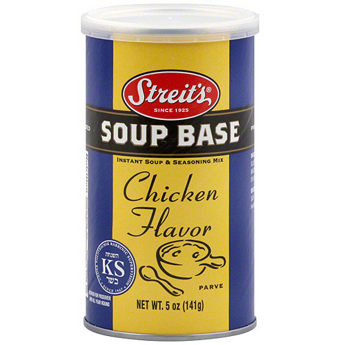 Streits Chicken Flavor Soup Base,(Pack of 6)