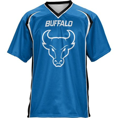 ProSphere Men's University at Buffalo Wild Horse Football Fan Jersey Buffalo Bills Football Jersey