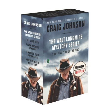 First Four (The Walt Longmire Mystery Series Boxed Set Volumes 1-4 : The First Four Novels )