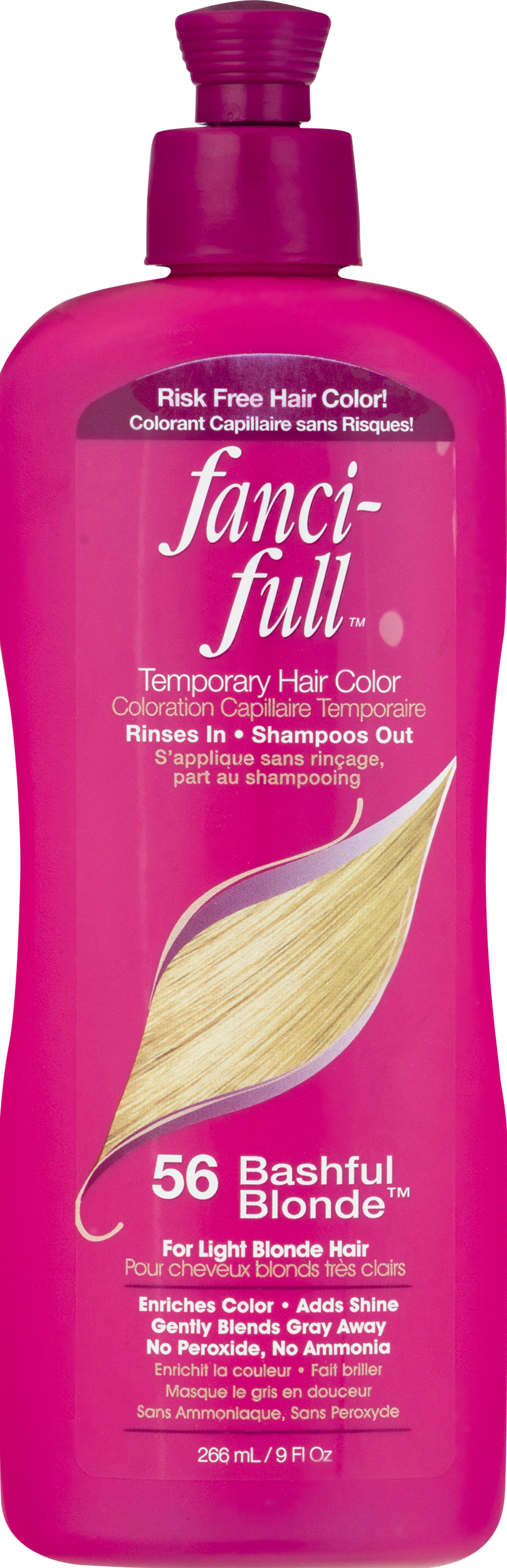 Fanci Full Temporary Hair Color 56 Bashful Blonde 9 Fl Oz