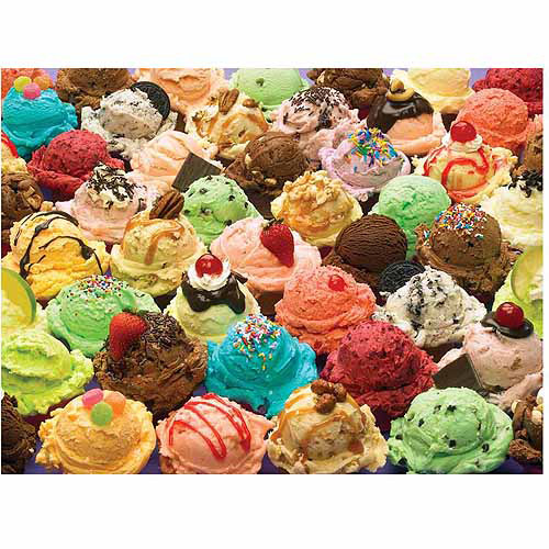 More Ice Cream Puzzle