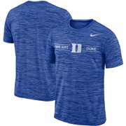 Duke Blue Devils Nike Velocity Sideline Legend Performance T-Shirt - Royal