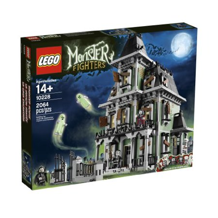 LEGO Monster Fighters Haunted House 10228