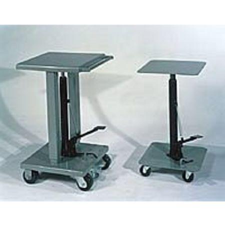 WESCO Lift Table,6000 lb.,Steel,Fixed 260069