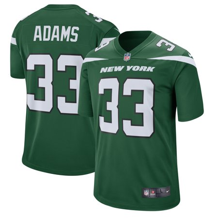New York Jets Football Jersey (Jamal Adams New York Jets Nike Game Jersey - Gotham Green )