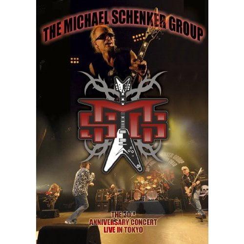 Michael Schenker Group: Live In Tokyo - 30th Anniversary Tour