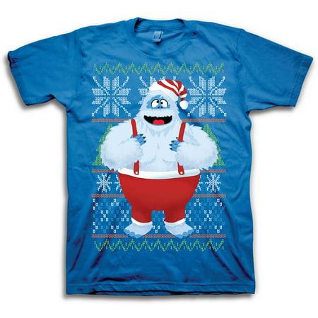 abominable snowman mens ugly christmas tee - Christmas Shirts Walmart