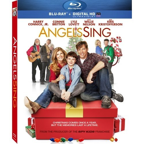 Angels Sing (Blu-ray + Digital HD) (With INSTAWATCH) (Widescreen) by