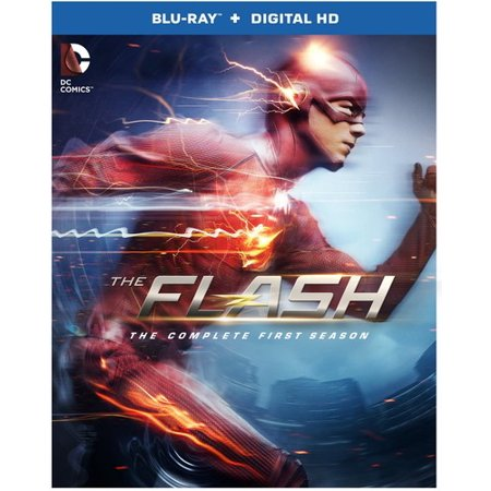 The Flash  The Complete First Season  Dc   Blu Ray
