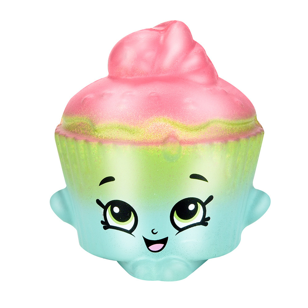 Outtop Stress Reliever Cupcake Scented Super Slow Rising Kids Toy Cute
