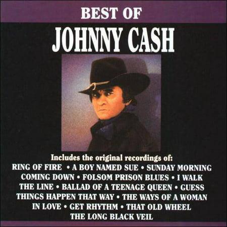 Johnny Cash   Best Of Johnny Cash  Cd