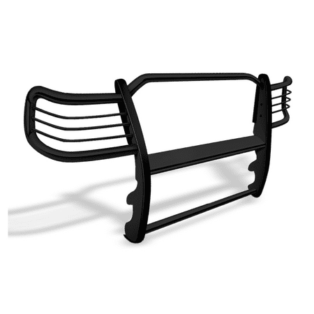 Broadfeet Full Grille Guard for 2008-2012 Ford Escape in Black Powdercoated