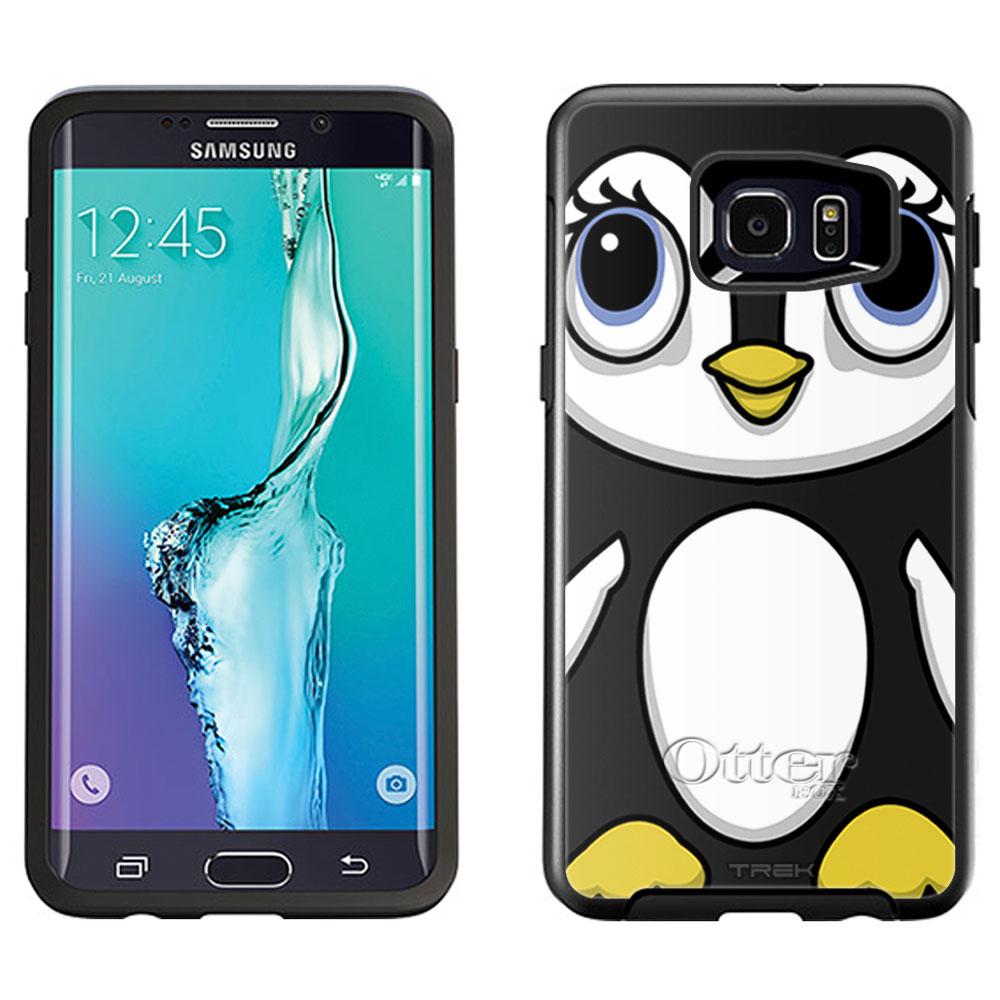 TrekCases OtterBox Symmetry Samsung Galaxy S6 Edge Plus Case - Penguin OtterBox Case