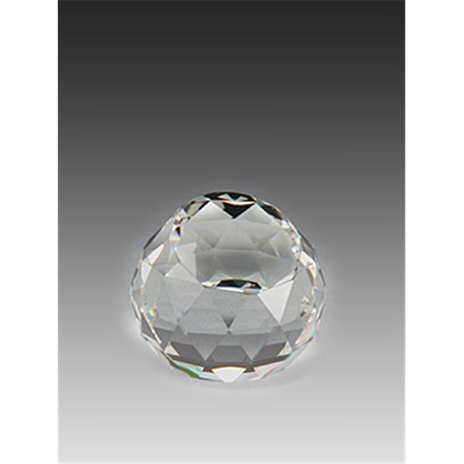 175-40 1.57 L x 1.33 H in. Crystal Paperweight Office Figurines - image 1 de 1