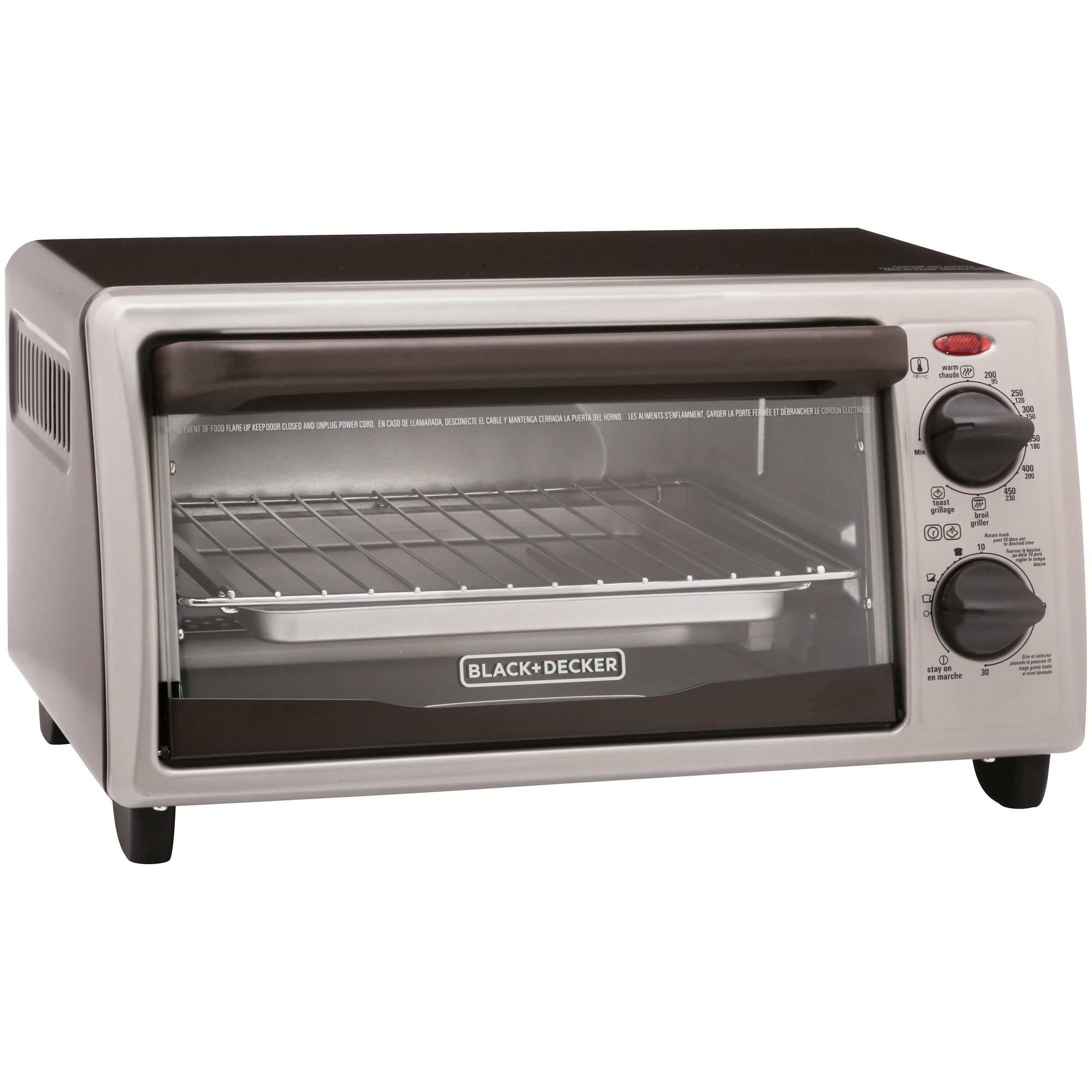 Black+Decker™ 4-Slice Toaster Oven