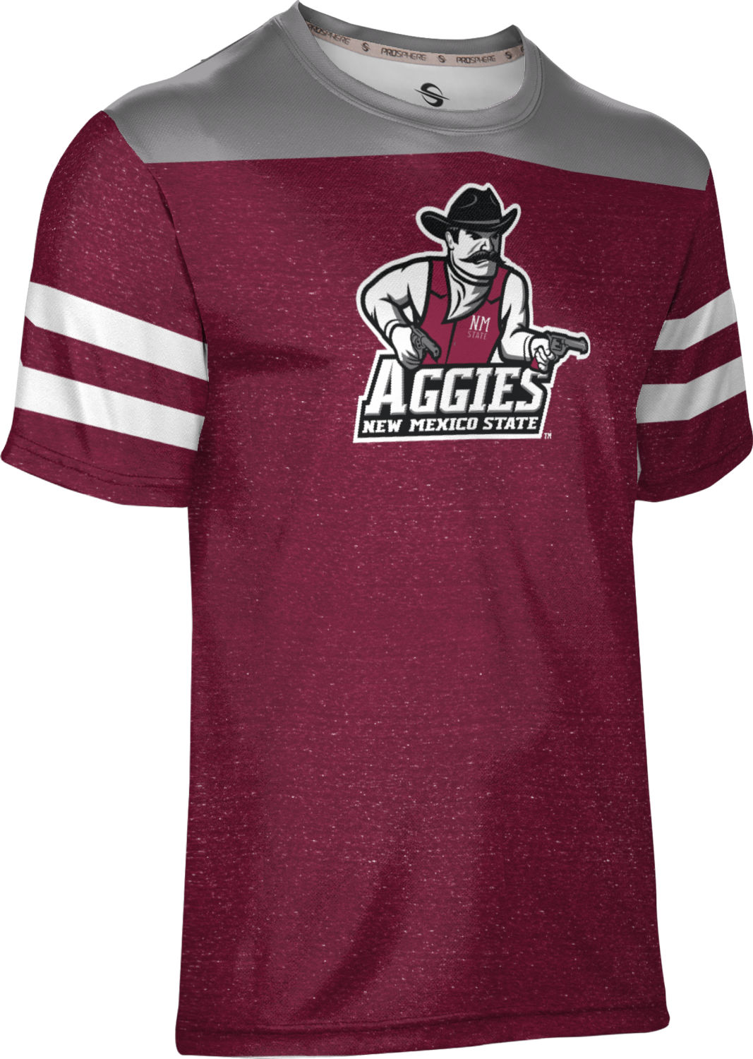 End Zone ProSphere New Mexico State University Girls Performance T-Shirt