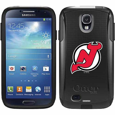 New Jersey Devils Ipod Skin (New Jersey Devils Primary Logo Design on OtterBox Commuter Series Case for Samsung Galaxy S4 )