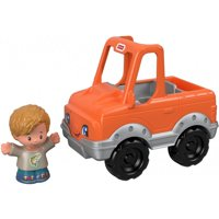 Little People to the Rescue Fire Truck