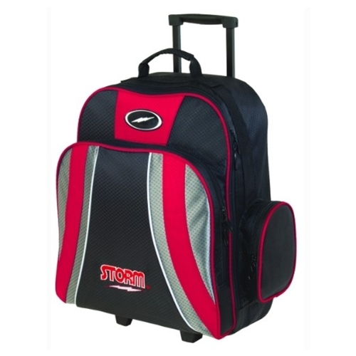 Storm Rascal 1 Ball Roller Bowling Bag Pink//Black by Storm Bowling Products