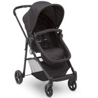 Little Folks Classic Tour Plus Stroller by Delta Children, Black