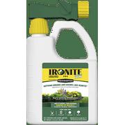 Ironite Liquid Lawn & Garden Spray 7-0-1 With 1% Iron, 32 oz Ready-to-Spray