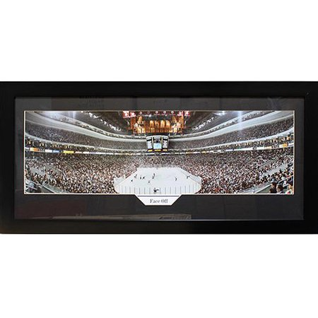 NHL Philadelphia Flyers Panoramic Frame, 15x35 by