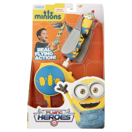 Flying Heroes Minions Toy 4+ - Minion Kevin Toy
